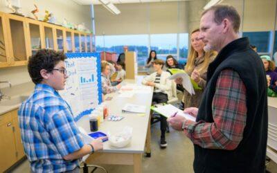 CSI, Jennette's Pier Host 2020 OBX Science Fair