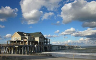 Coastal Studies Institute and Jennette's Pier Chosen as Test Site for Department of Energy Waves to Water Competition