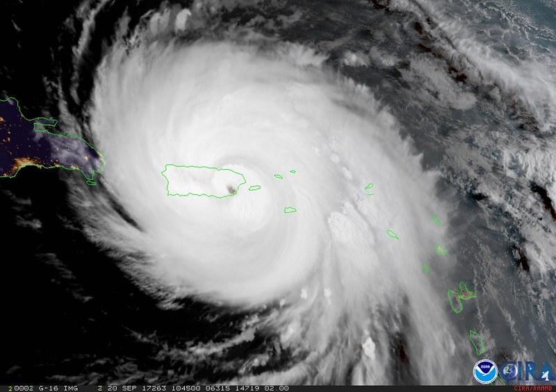 ECU Faculty Uses Hurricane Case Studies to Understand Environmental Migration