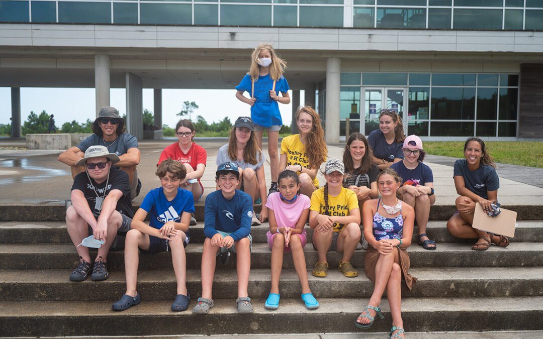 CSI Summer Camps See Successful Return