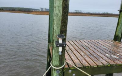 Newly Installed Water Level Sensors Can Help OBX Citizens Prepare For Flooding