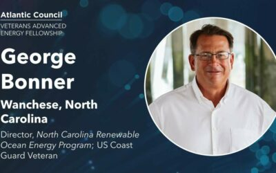 Bonner Selected as 2021-2022 Veterans Advanced Energy Fellow